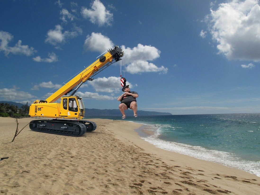a40 removing chrstie chris christie beach picture know your meme