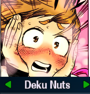 3ec deku nuts my hero academia know your meme
