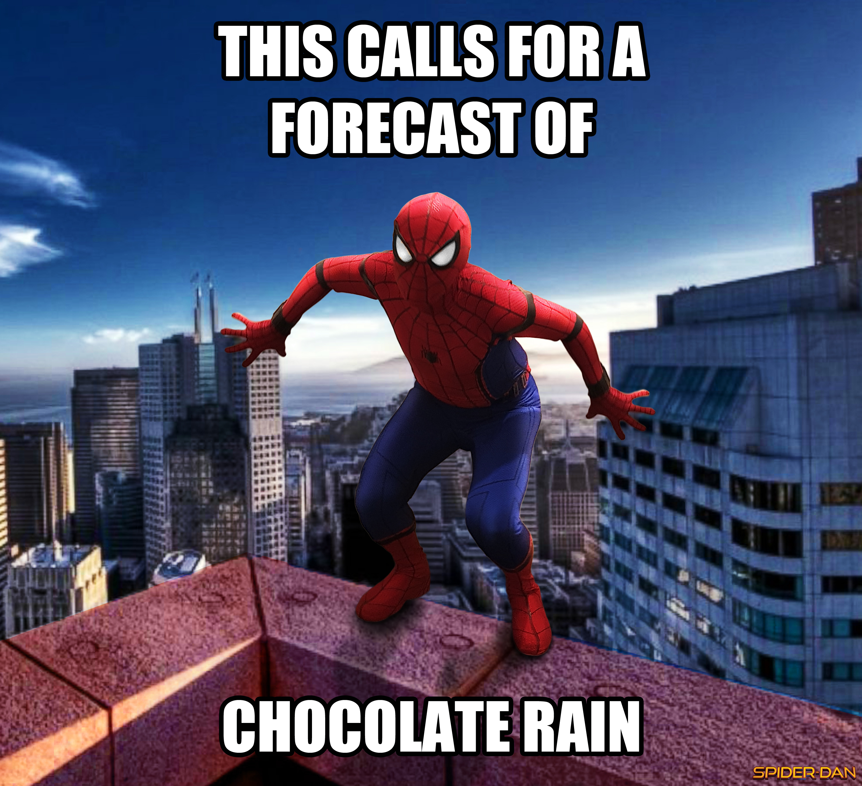 Chocolate Rain | 60's Spider-Man | Know Your Meme