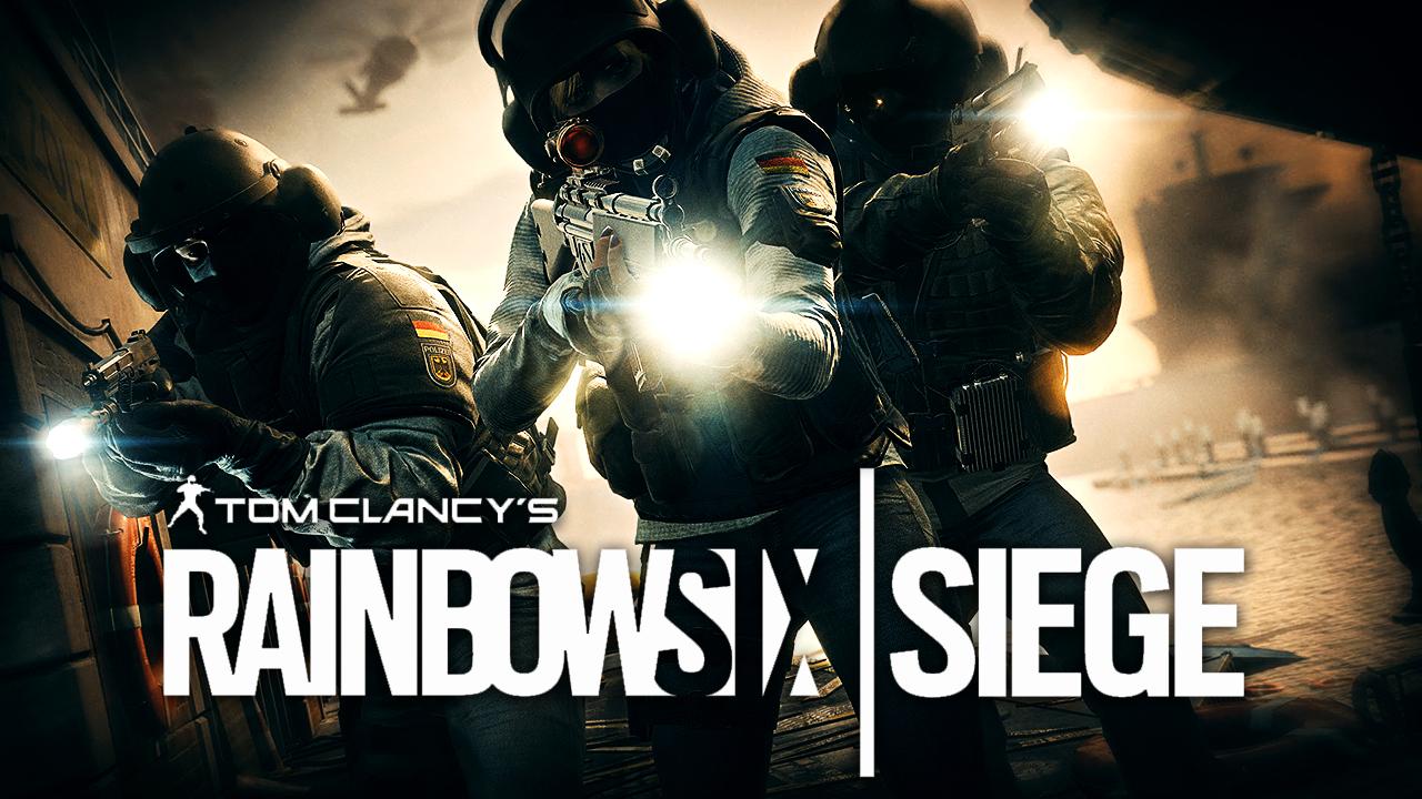 Buck Rainbow Six Siege YouTube Banner [Speedart] | Masked