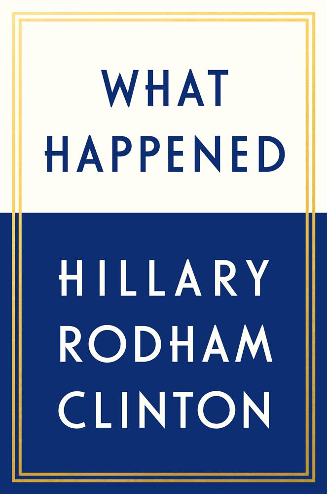 Image result for hillary book cover