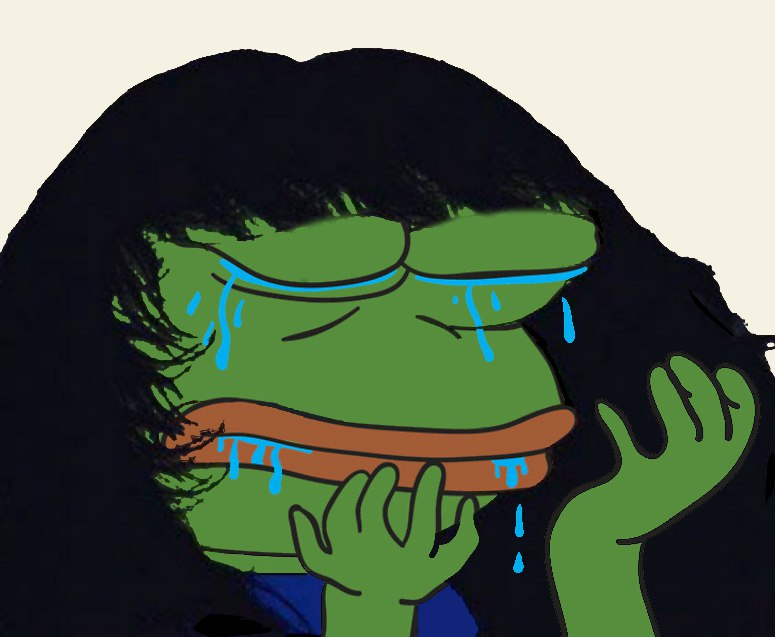 07d crying female pepe pepe the frog know your meme,Know Your Meme Pepe