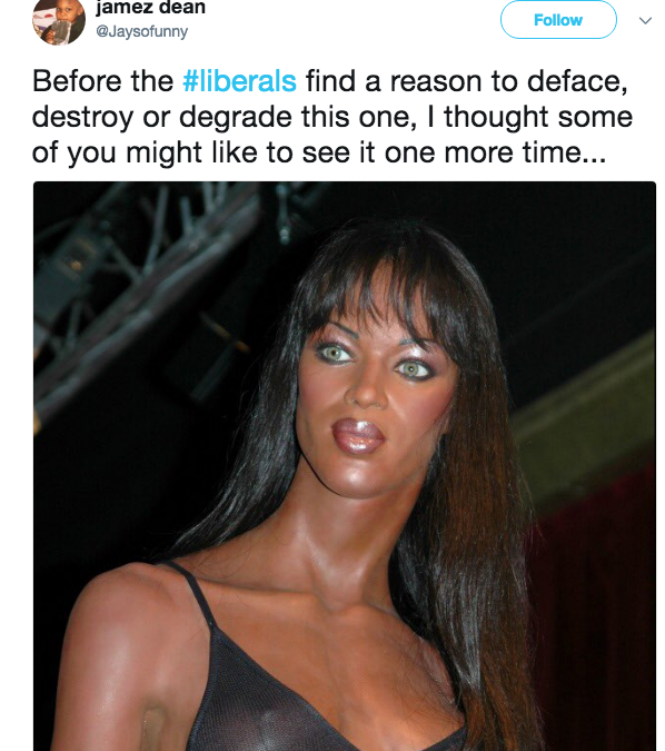 Tyra Banks Jussie Meme: Before The Liberals Find A Reason To