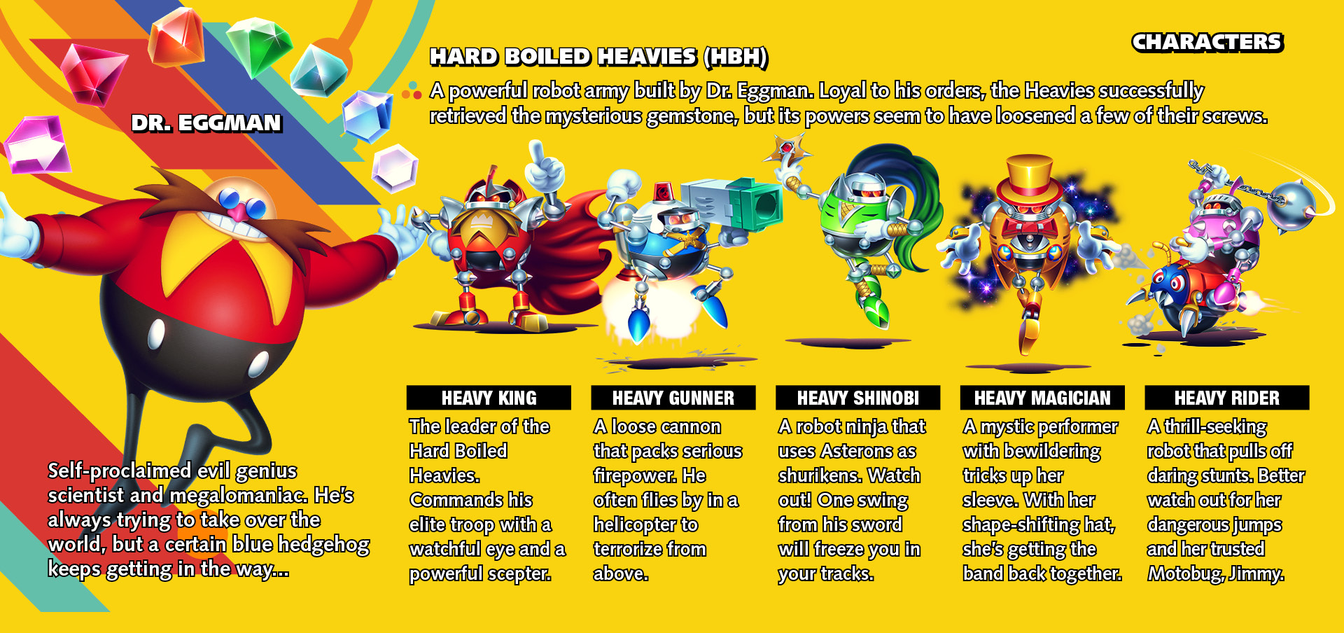 Why I Think The Hard Boiled Heavies Will Be In Forces