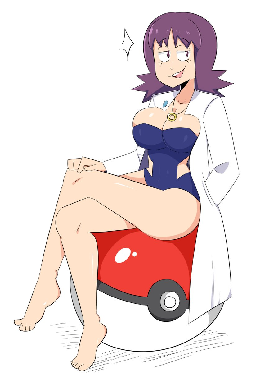 pokemon professor ivy