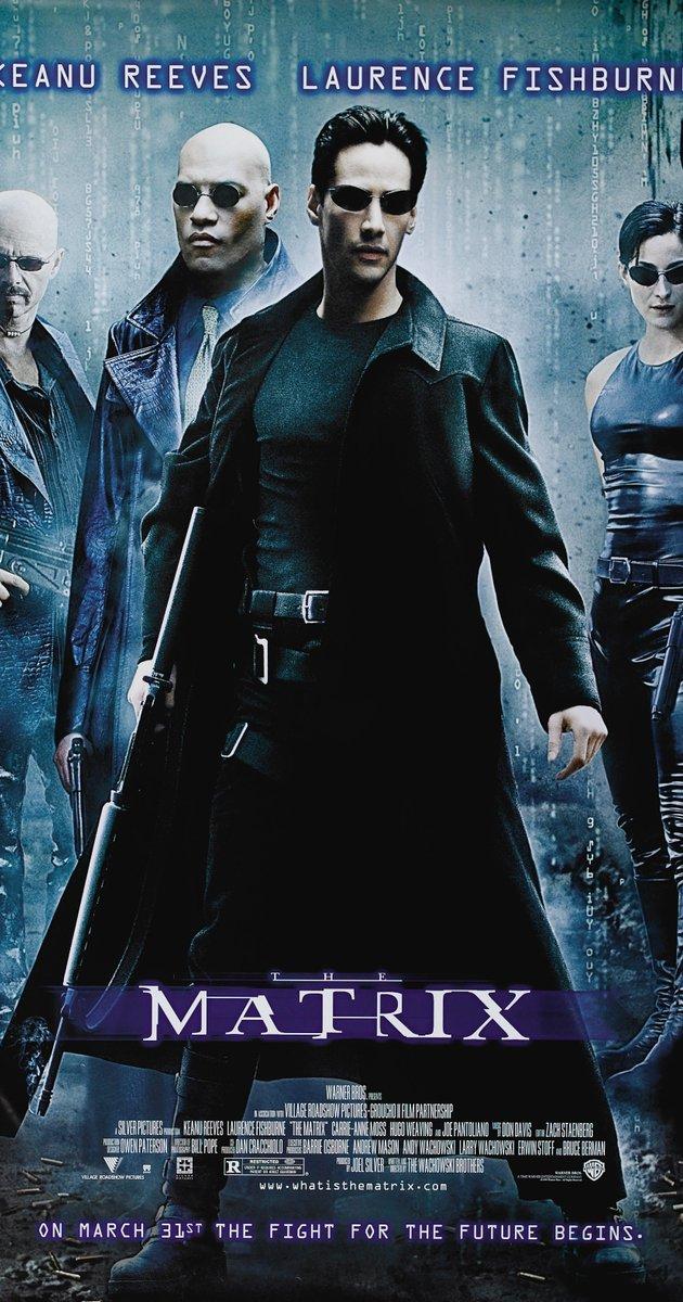 The Matrix Movie Poster | The Matrix | Know Your Meme