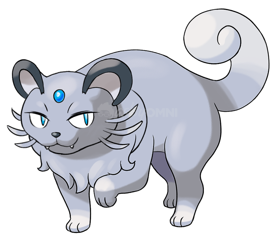 A better Alolan Persian design | Pokémon Sun and Moon | Know Your Meme