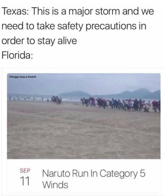 000 texans and floridans 2017 hurricane irma know your meme