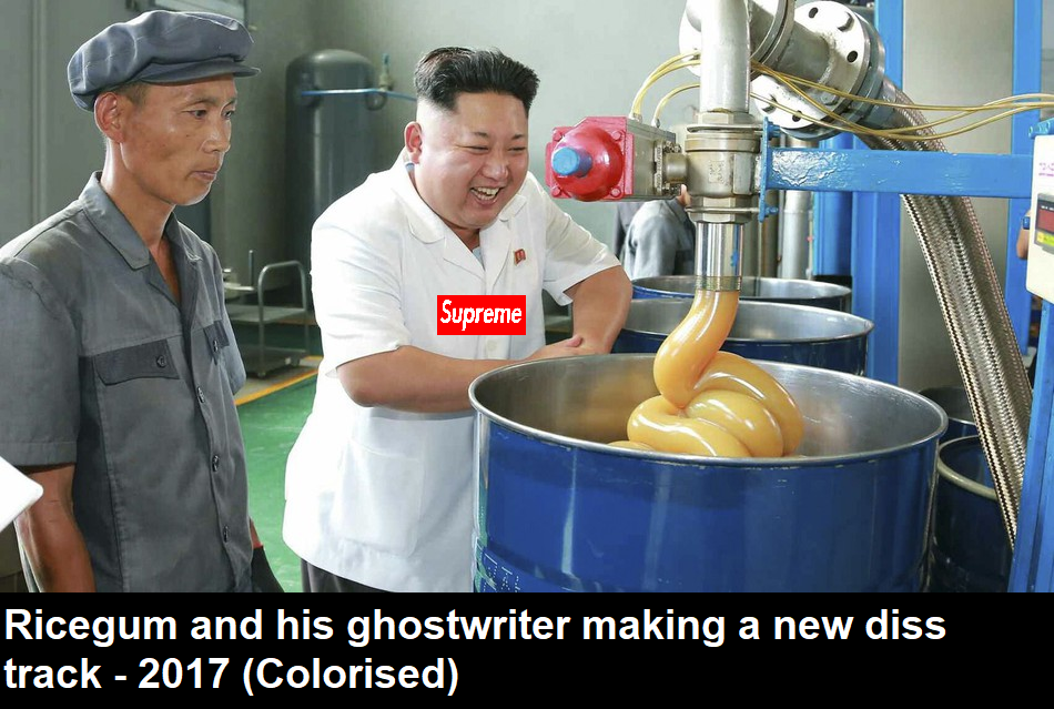 71f ricegum and his ghostwriter making a new diss track ricegum