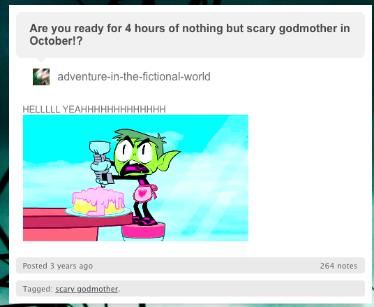 670 4 hours of scary godmother scary godmother know your meme