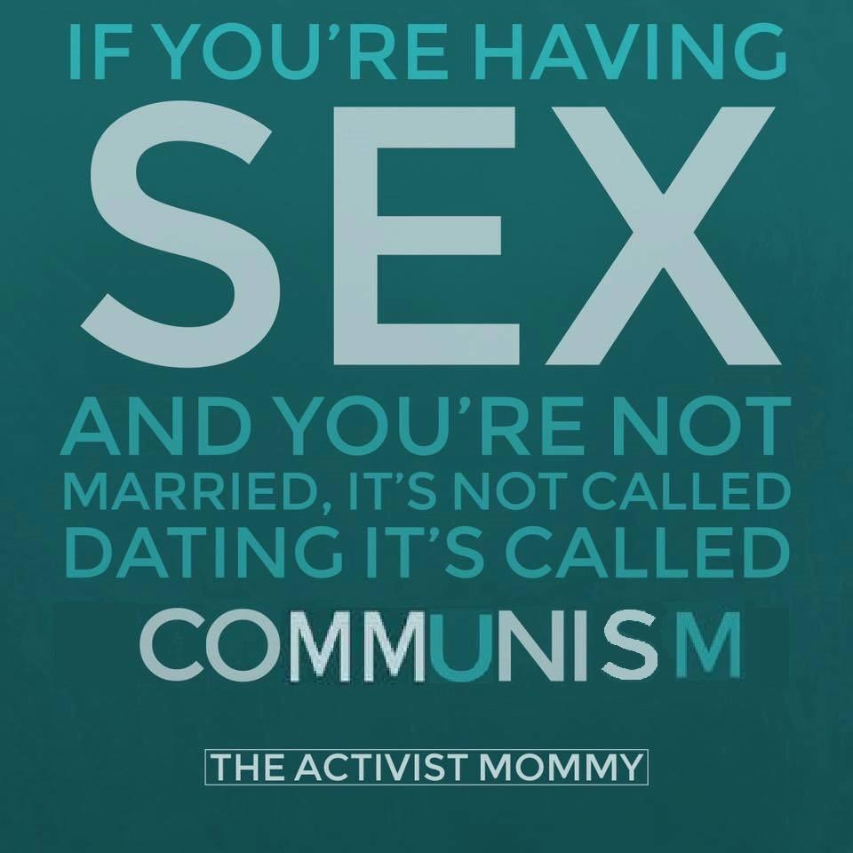 Having sex not dating