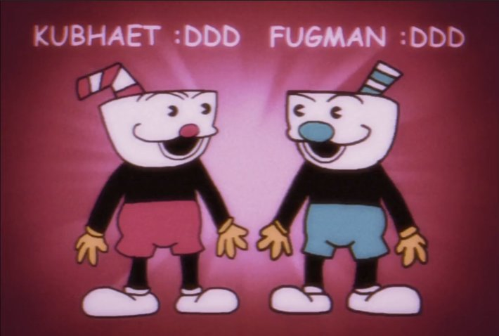 e75 kubhaet and fugman ddd cuphead know your meme