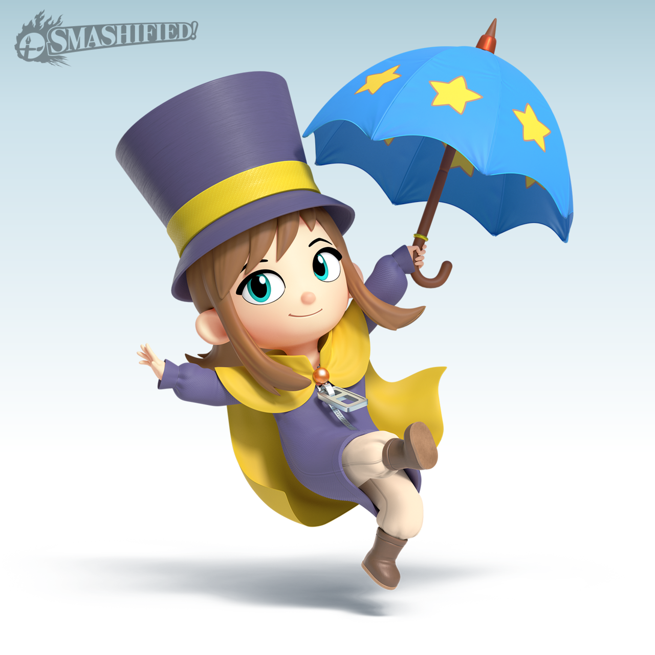 d5a hat kid smashified\