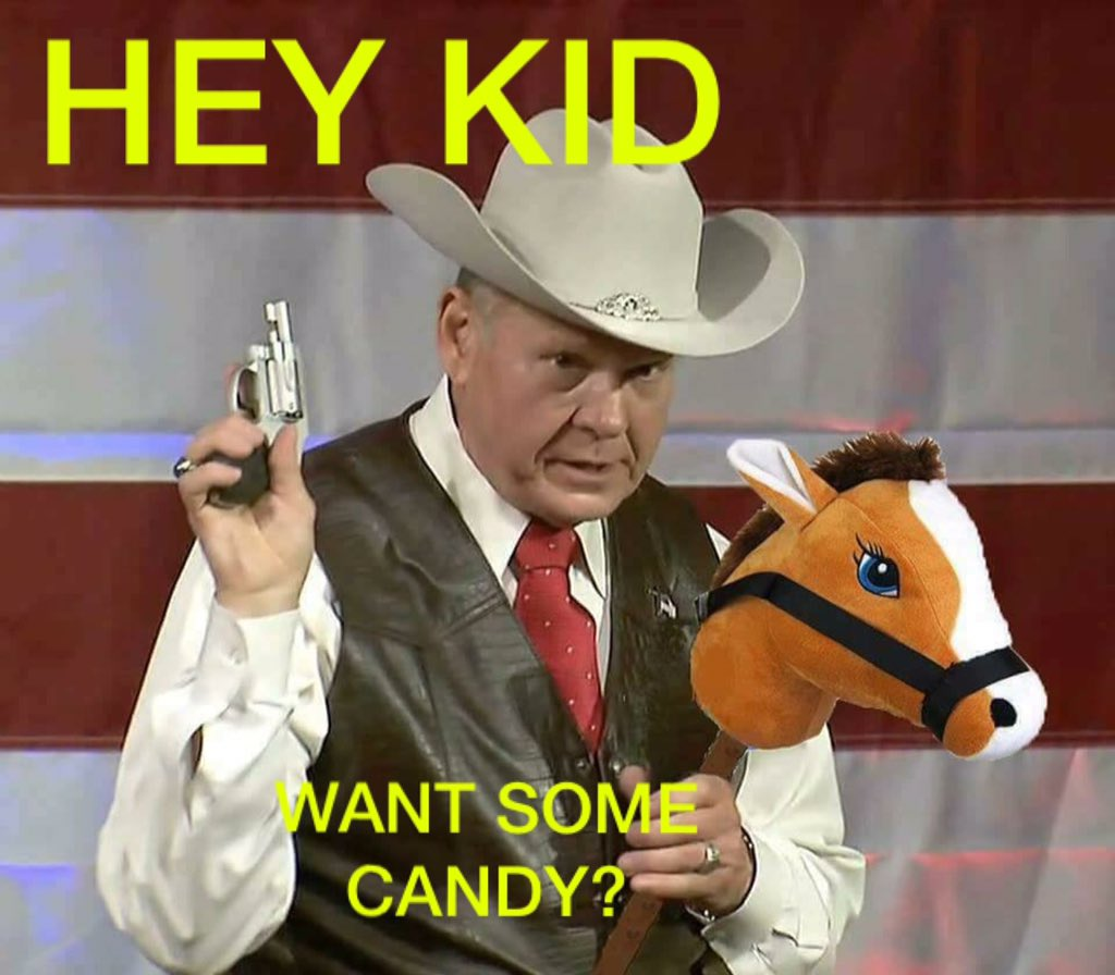 8a9 it's in my campaign bus roy moore sexual misconduct allegations