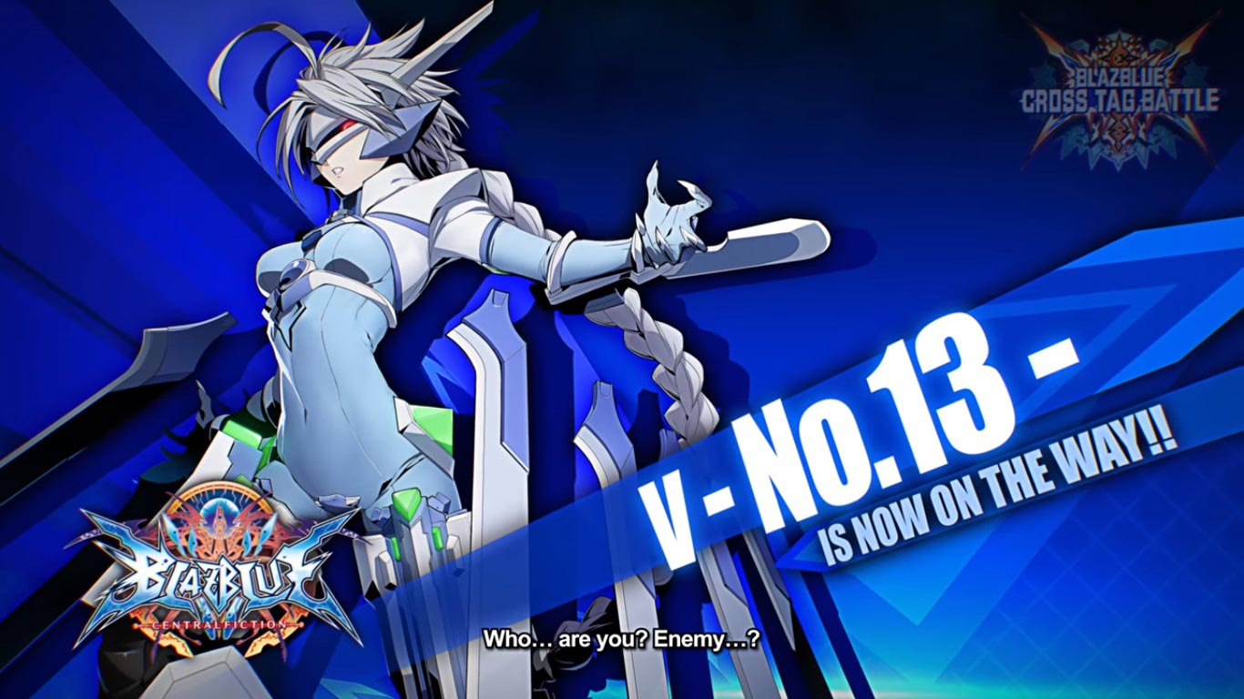 best girl nu-13 has arrived | blazblue | know your meme