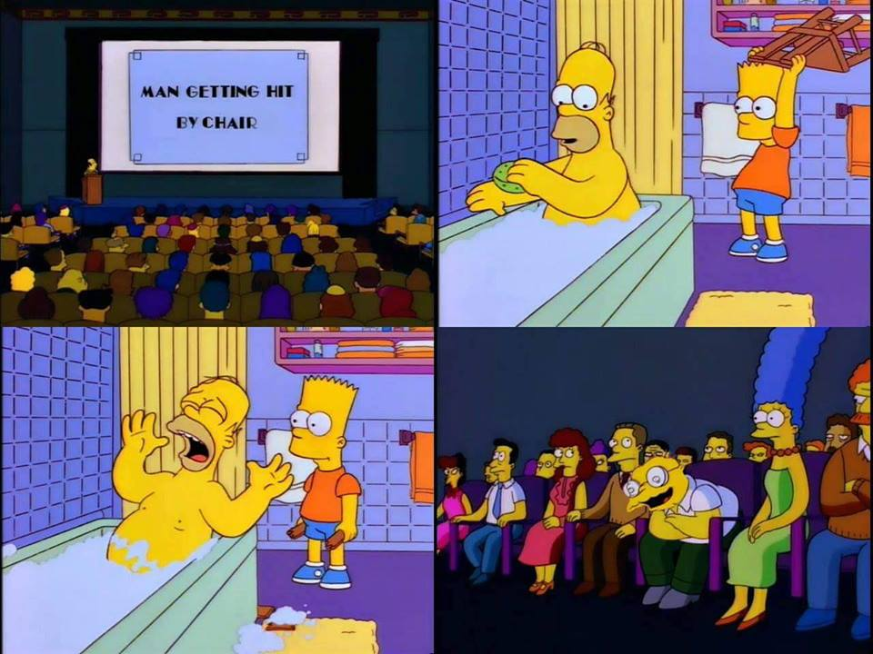 Steamed Hams Is Over Chair Smash Is The New Great