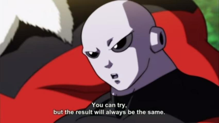 c2f jiren confront universe 7 dragon ball know your meme