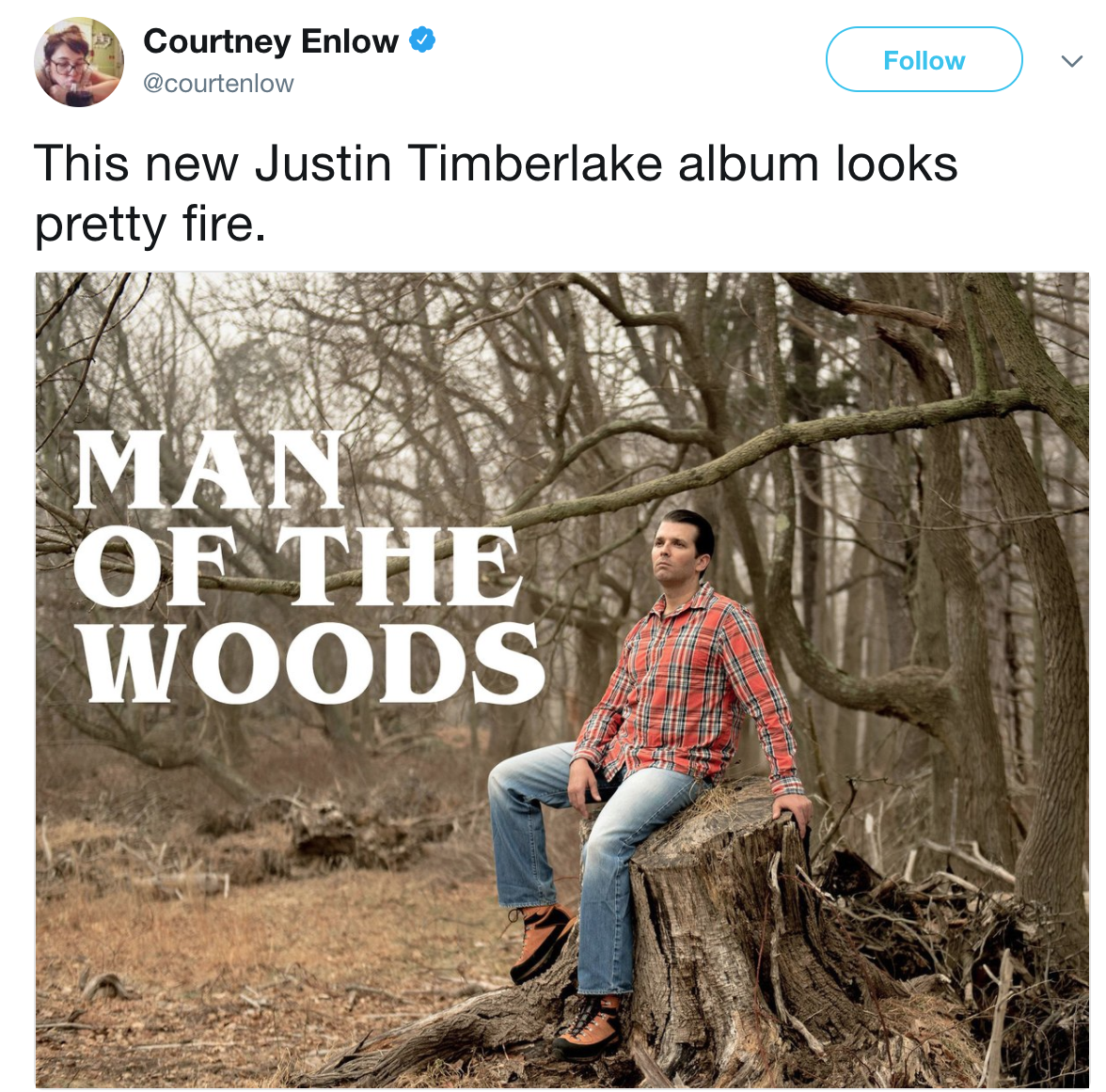 Image result for Justin Timberlake Man of the woods meme