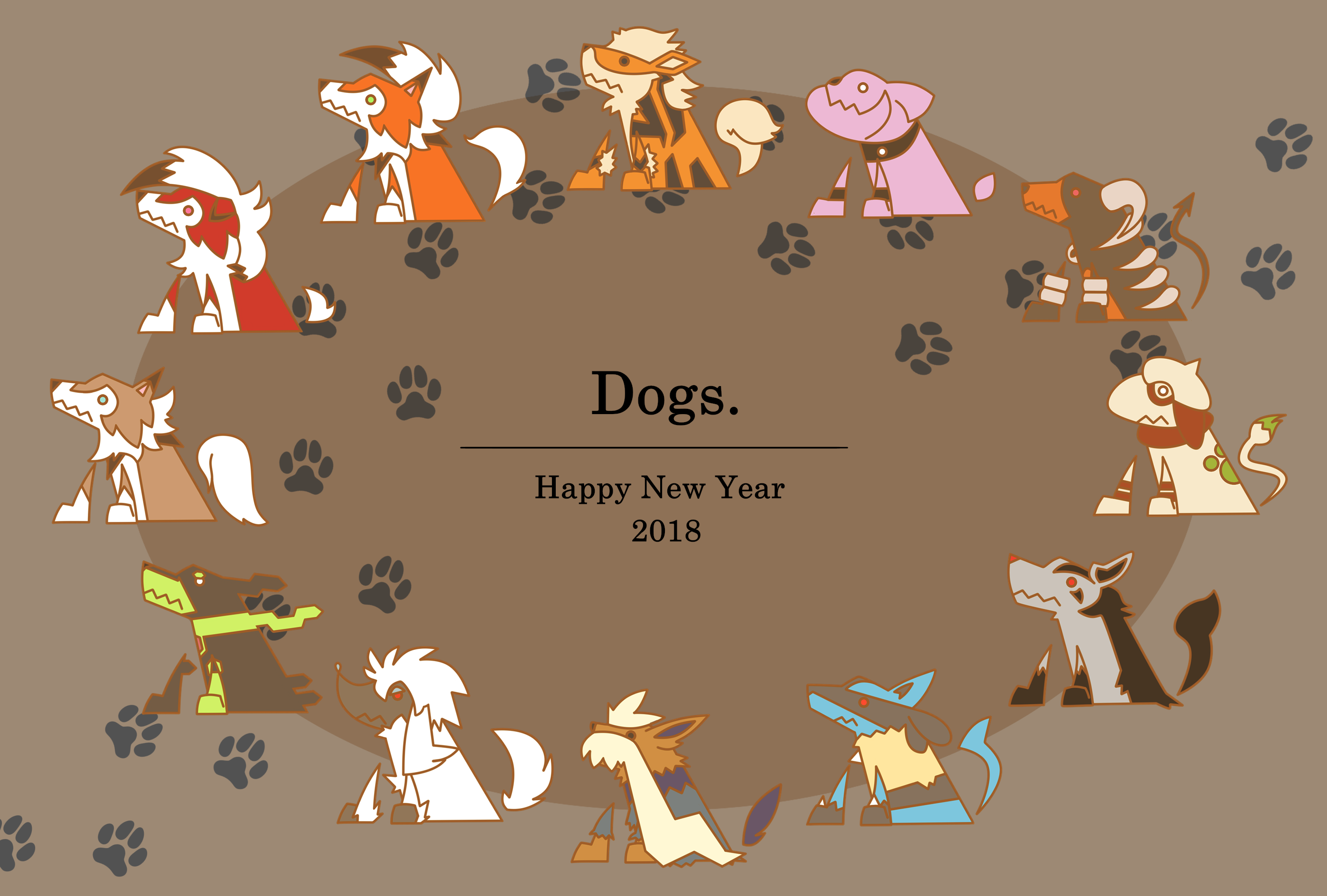 Image result for pokemon year of dog