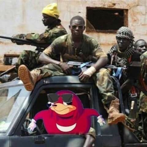 Pin Uganda Knuckles 1080x1080 Images To Pinterest