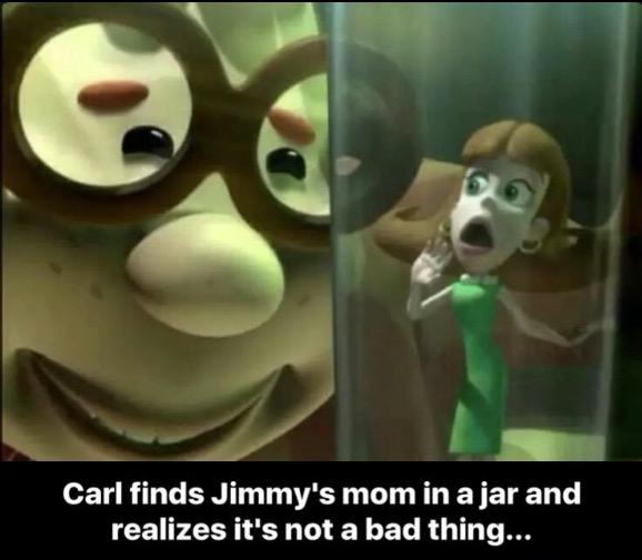jimmy neutron mom