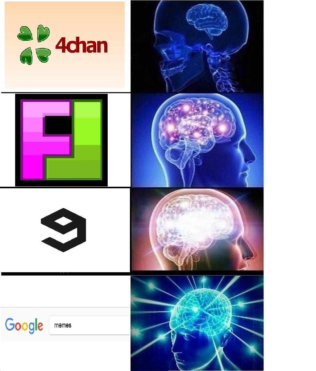 88c how you find real good memes expanding brain know your meme