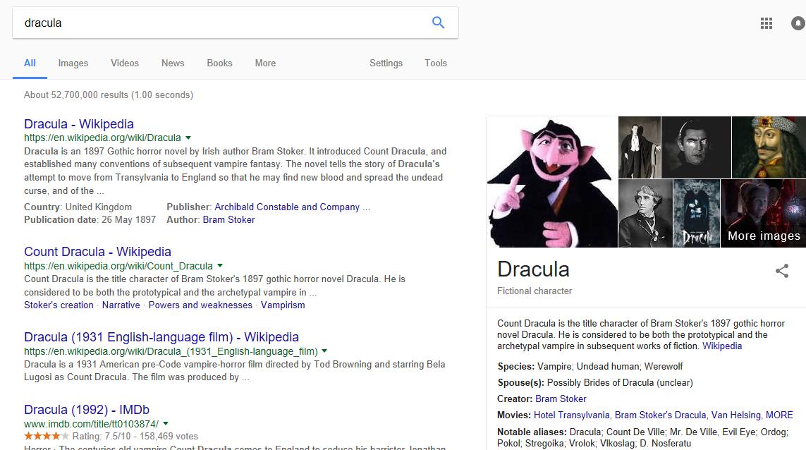 One, two, three Draculas! AH HA HA HA! | Sesame Street ...
