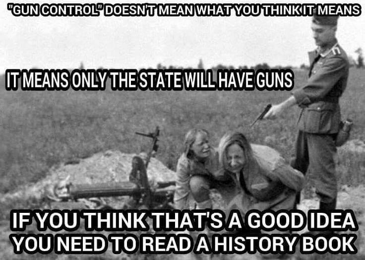 730 gun control vs history gun control debate know your meme