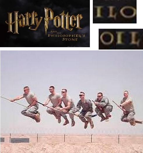 Image result for harry potter oil meme