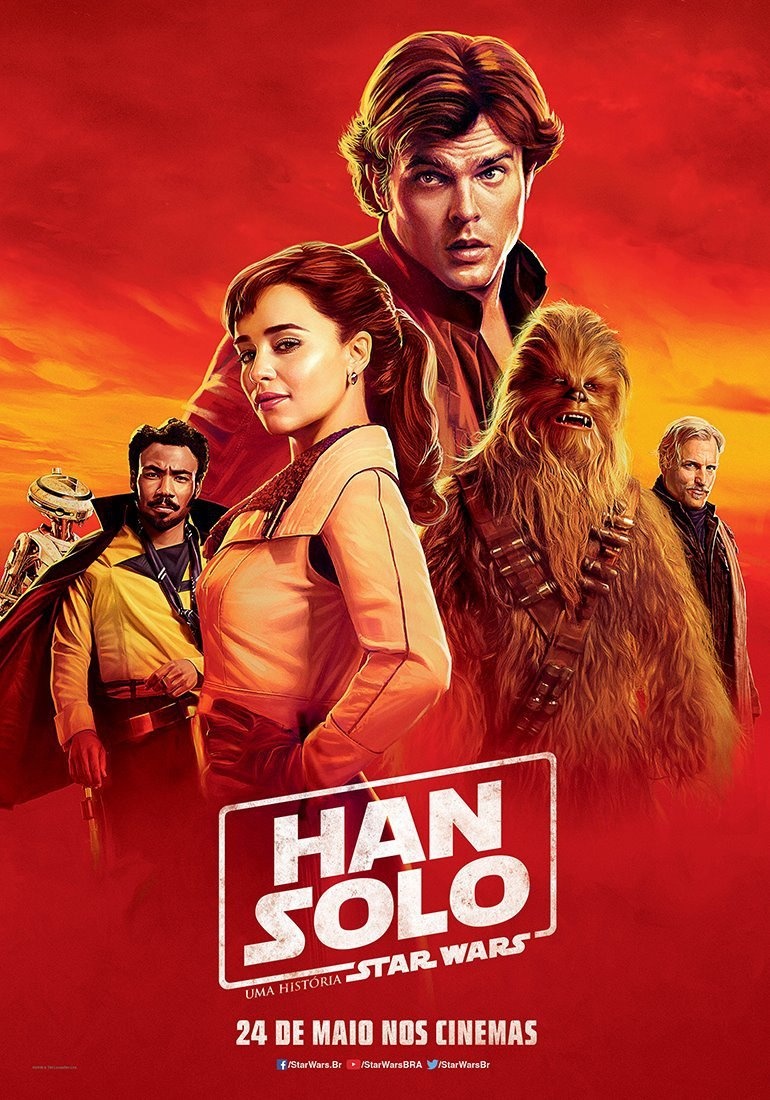 Image result for solo star wars poster