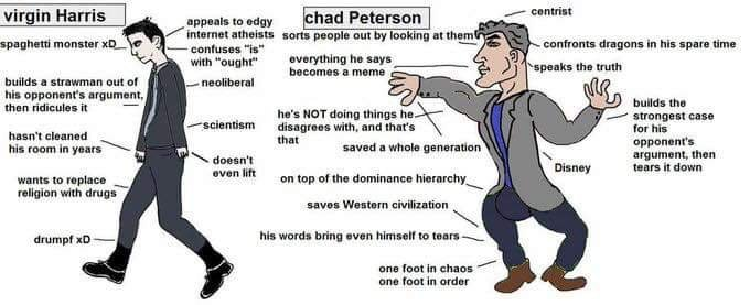 Virgin Harris vs Chad Peterson by victory_fap