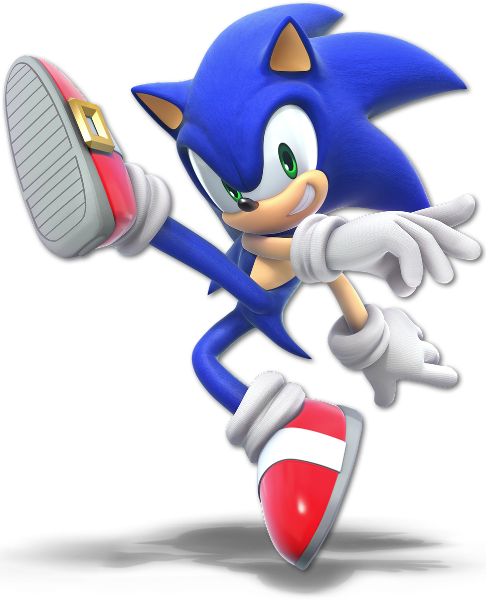 Sonic - Smash Ultimate Charaktere - Das Super Smash Bros. Community ...