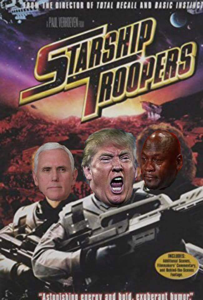 Image result for space force meme