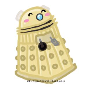 Happy Dalek