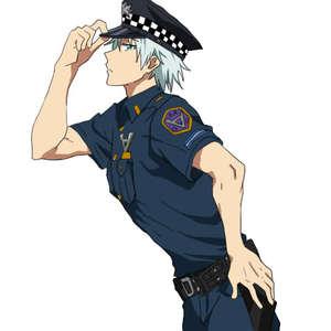 Officer Arago Hunt