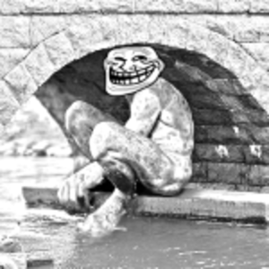 Thetrollunderthebridge
