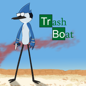 Trash Boat is (spoiler) W.W.