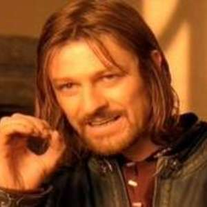Boromir The Pin Cushion