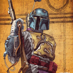 PopperFett the Mandalore