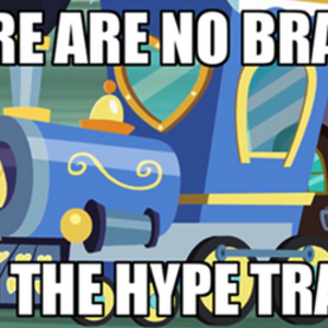 Hype Train To Glory!