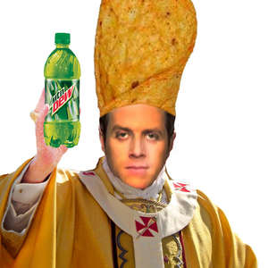 Doritos Pope