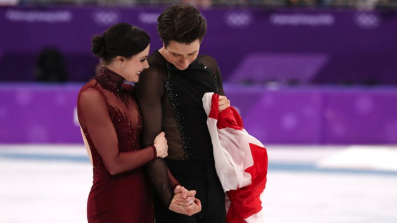 Scott Moir And Tessa Virtue Fanfiction
