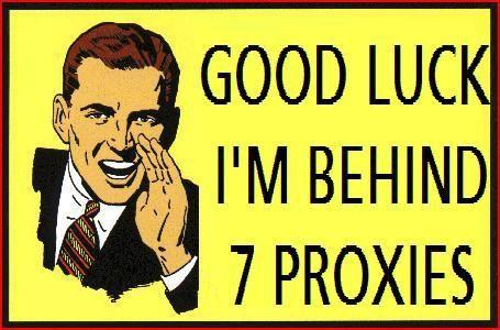 Behind 7 ES6 Proxies