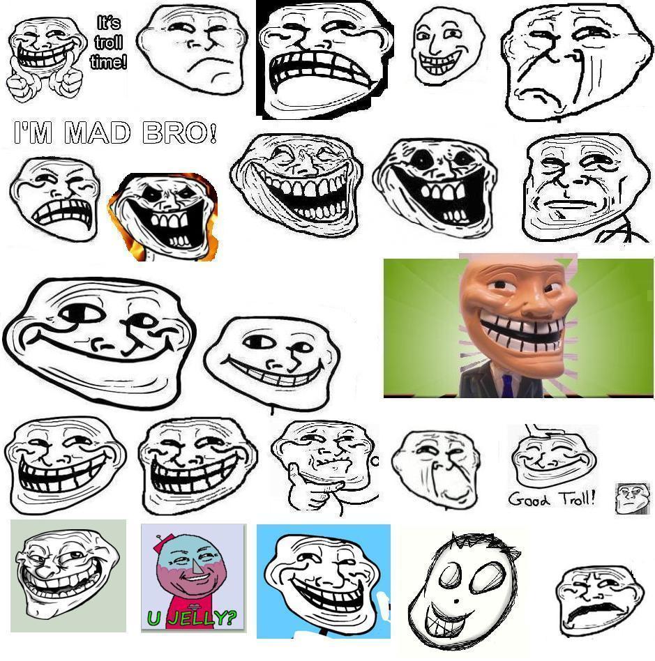 trollface coolface problem know your meme - 939×948