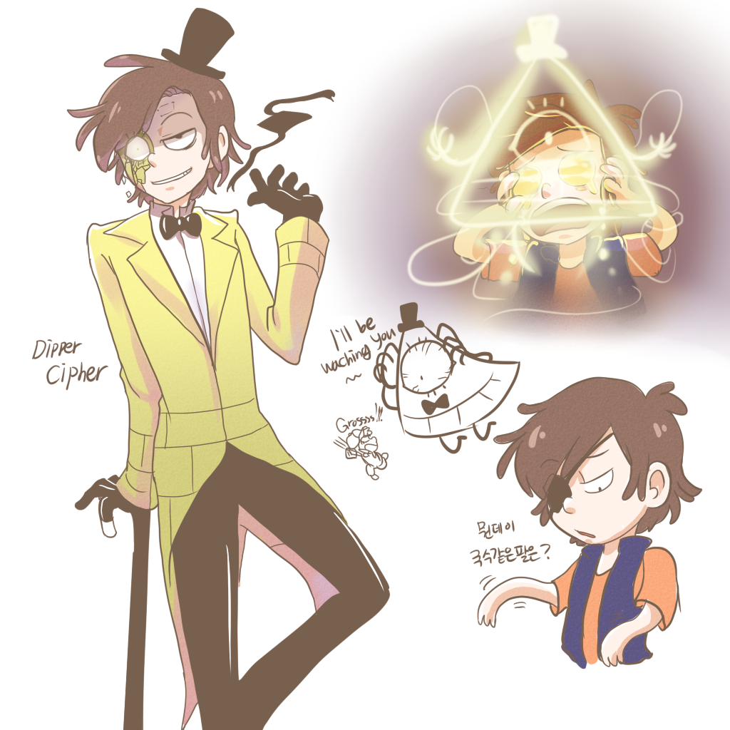 Bill Cipher | Gravity Falls | Know Your Meme