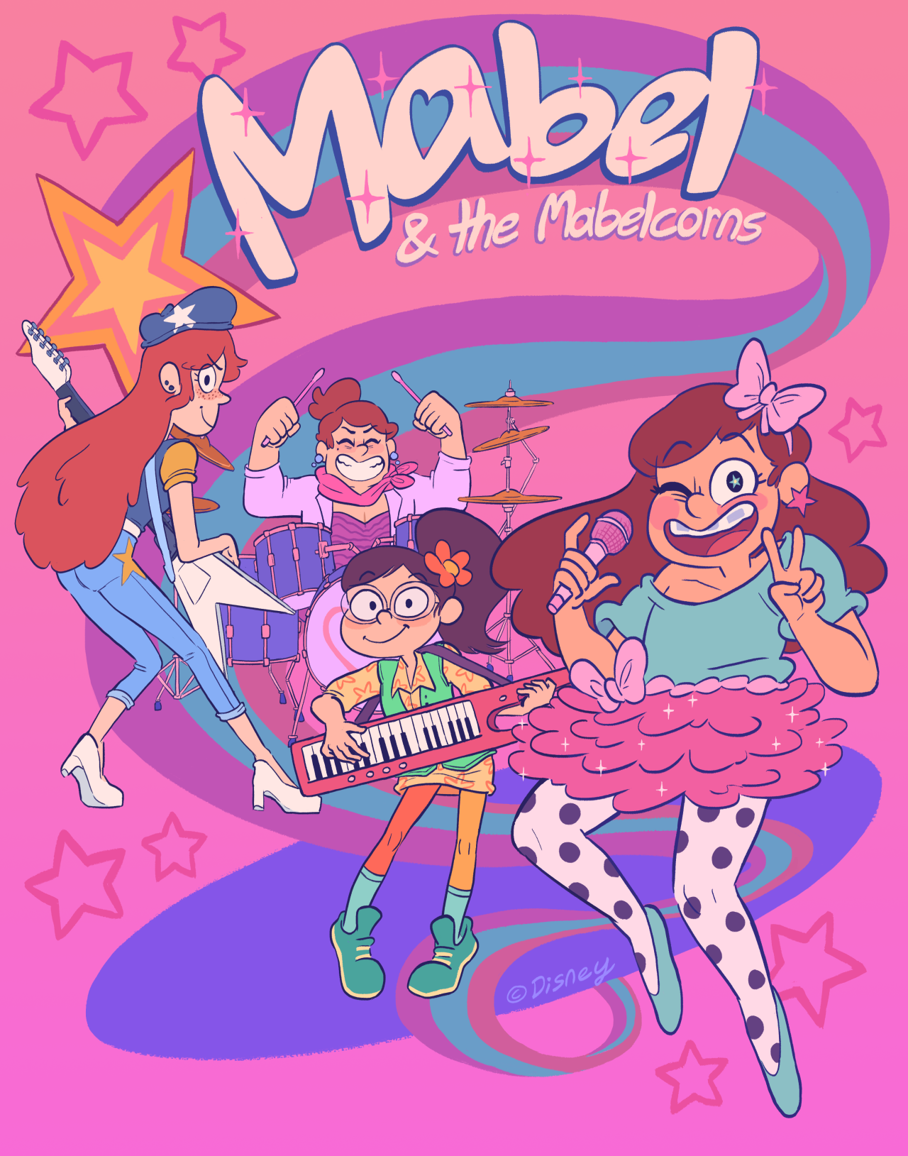 Mabel & the Mabelcorns | Gravity Falls | Know Your Meme