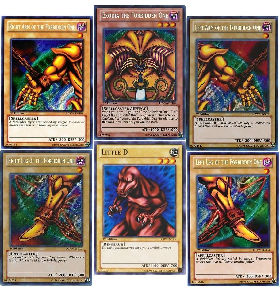 Yu gi Oh Card forbidden Memories codes