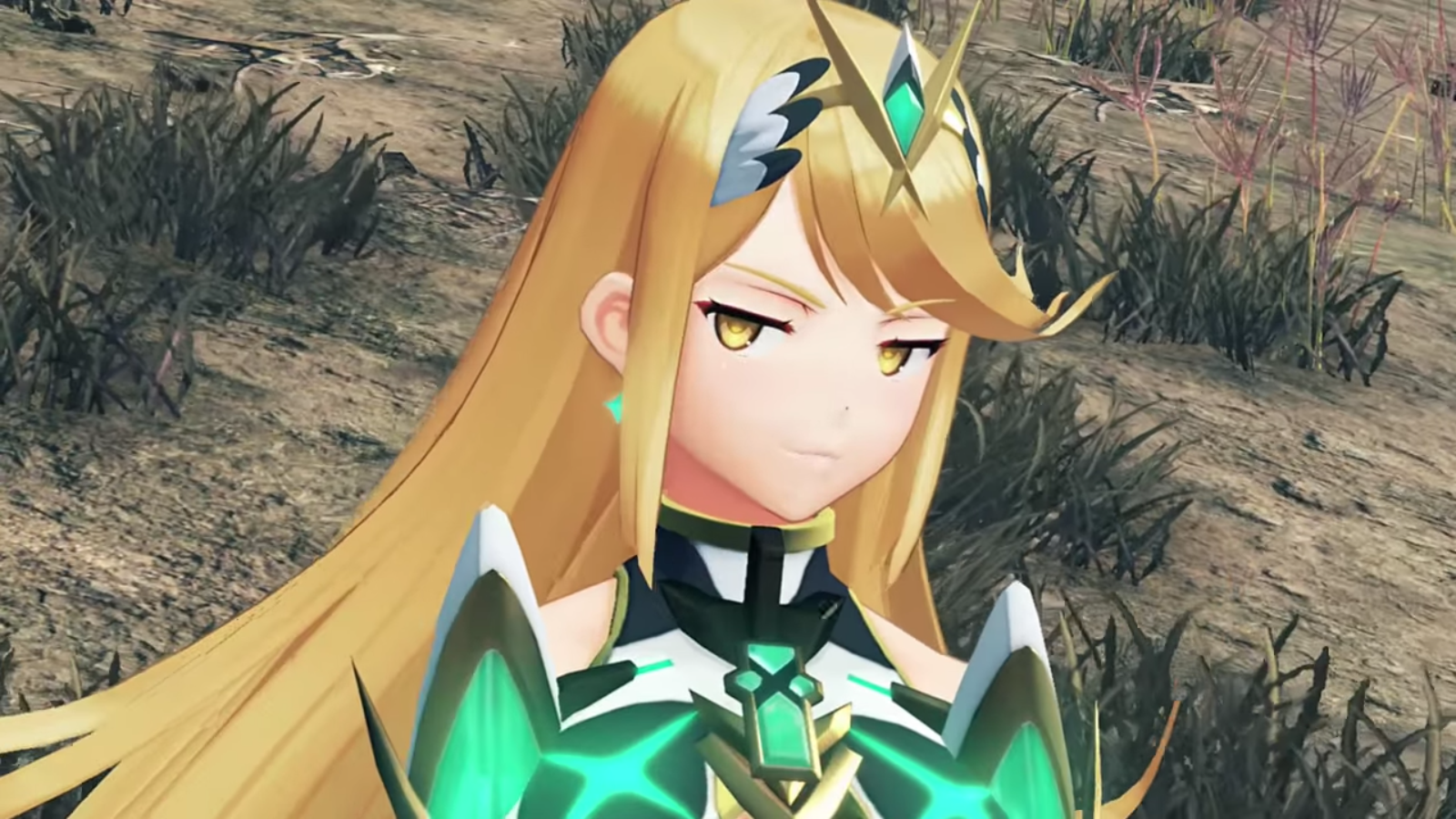 When she gives you the look | Xenoblade Chronicles | Know ...