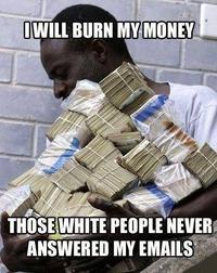 nigerian prince scam
