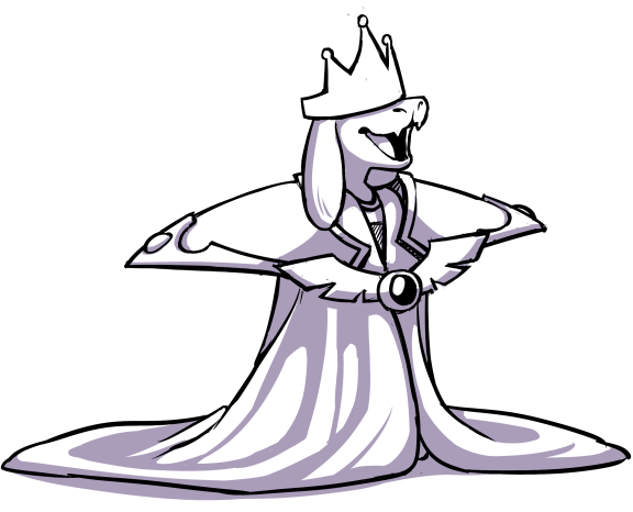 """""""I just can't wait to be king...."""" : Undertale"""